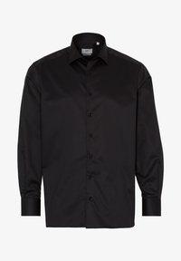 Eterna - COMFORT FIT - Shirt - black - 3