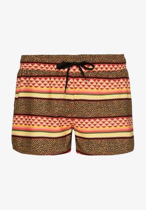 Swimming shorts - sandstone