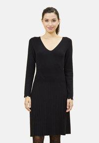 La Fiancée du Mékong - Jumper dress - black - 0