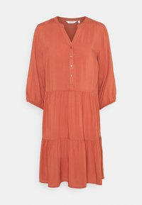 b.young - BYMMJOELLA DRESS - Vestito estivo - etruscan red - 0