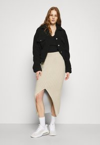 Topshop - MIDI - Pencil skirt - neu - 1