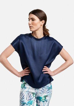 1/2 ARM - Basic T-shirt - azur