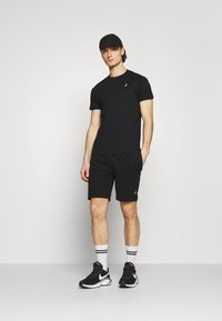 Brave Soul - FINNAN SET - Shorts - jet black - 0