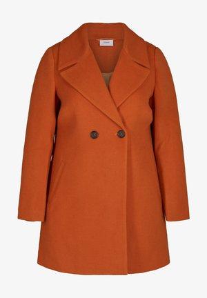 Manteau court - dark orange