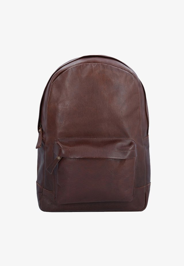 NASTY COWBOYS DALLAS  - Rucksack - nut brown