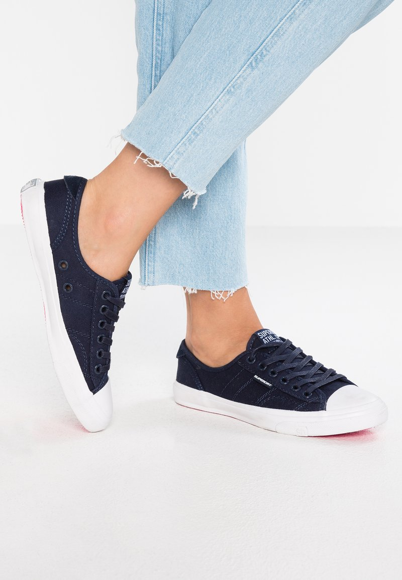 Superdry - Trainers - navy