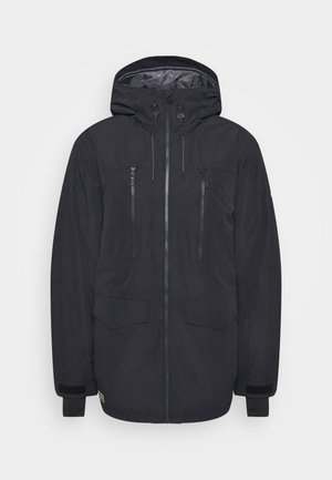 FAIRBANKS - Snowboard jacket - true black