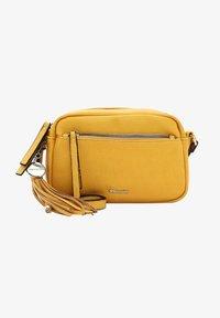Tamaris - ADELE - Across body bag - yellow - 1