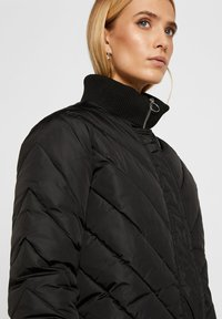 YAS - STEPP - Down coat - black - 3