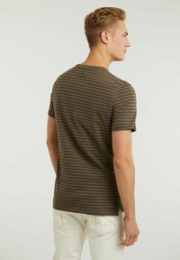 CHASIN' - SHORE - T-shirt print - green - 1