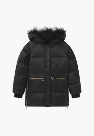 MONGOLIA - Winter coat - nero