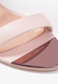Ted Baker - AURELIL - Sandály na vysokém podpatku - nude/pink - 2