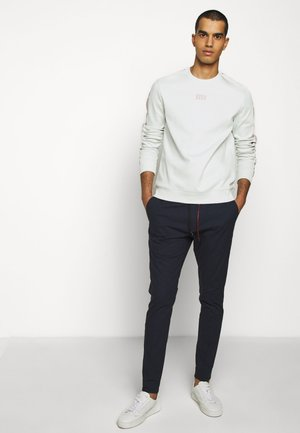 ZENNET - Trousers - navy