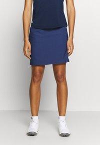 adidas Golf - ULTIMATE ADISTAR SKORT - Sportovní sukně - tech indigo - 0