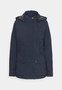 Barbour - CLYDE JACKET - Short coat - navy - 4
