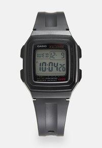 Casio - UNISEX - Digital watch - black - 0
