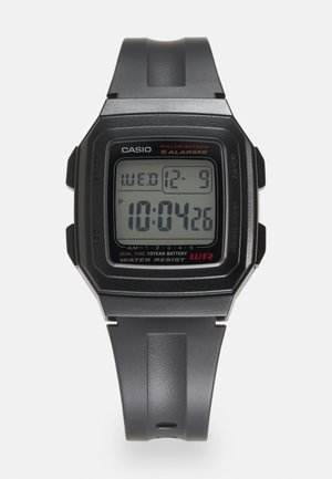 UNISEX - Digital watch - black