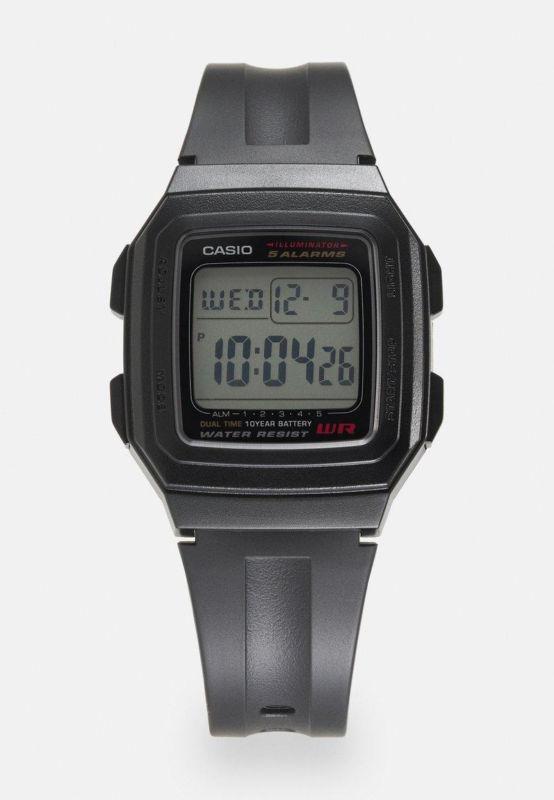 Casio - UNISEX - Digital watch - black