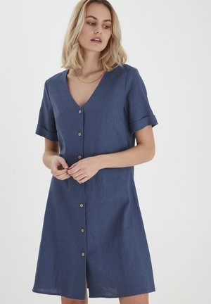 BIANCA - Day dress - vintage indigo