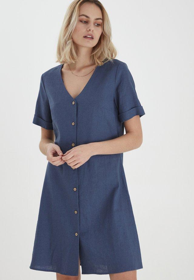 BIANCA - Sukienka letnia - vintage indigo