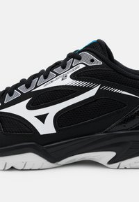 Mizuno - CYCLONE SPEED 2 - Tenisové boty na všechny povrchy - black/white/divablue - 5