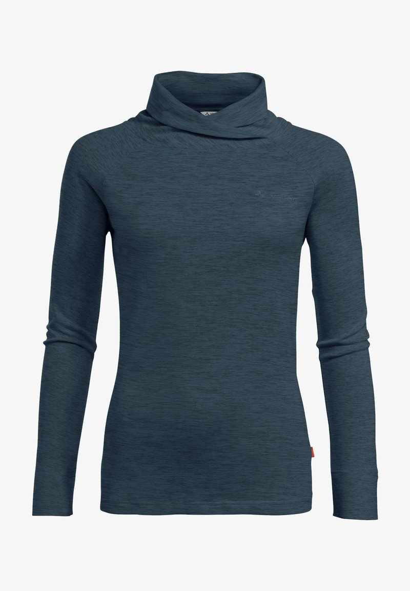 Vaude - Long sleeved top - steelblue