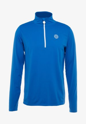 ZAC TECH - Long sleeved top - blue/white
