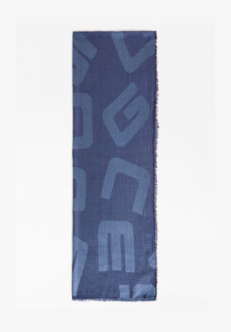 Guess - Scarf - blau