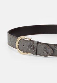U.S. Polo Assn. - GARDENA WOMEN'S BELT - Belt - dark brown - 2