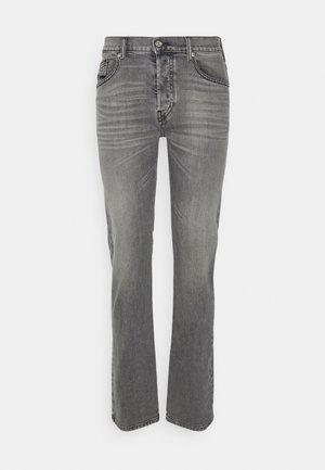 D-MIHTRY - Straight leg jeans - grey denim
