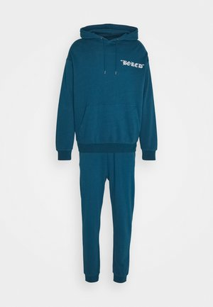 SET UNISEX - Træningssæt - blue