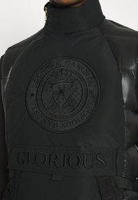 Glorious Gangsta - BAZOR GILLET - Veste - black - 7