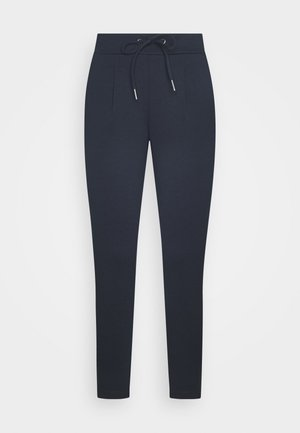 RIZETTA CROP PANTS - Tracksuit bottoms - copenhagen night