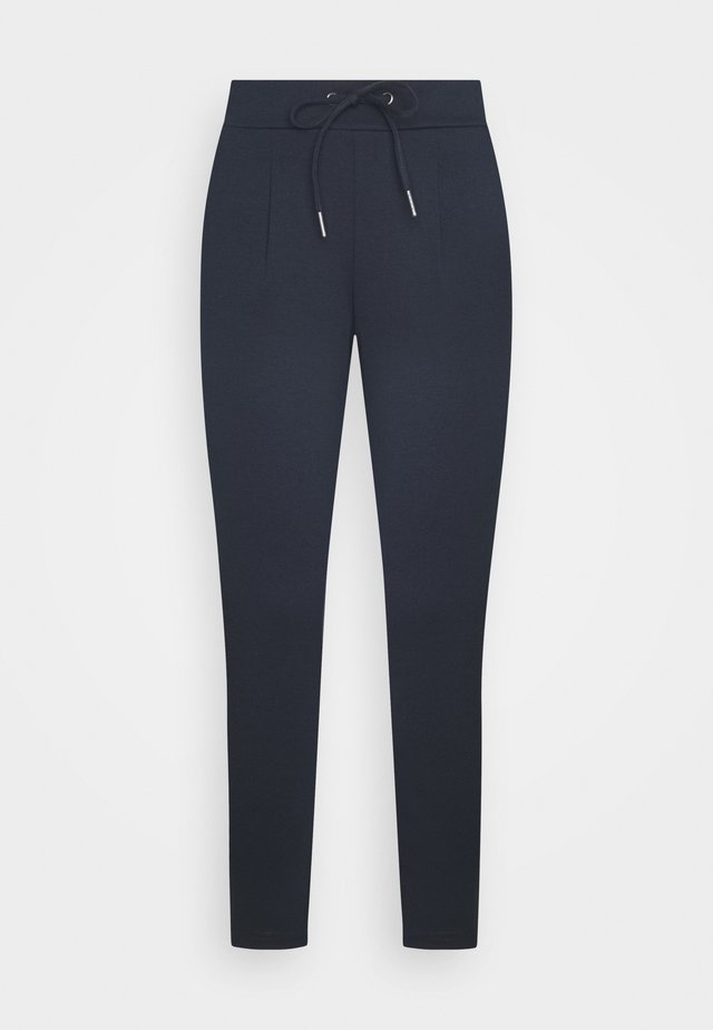 RIZETTA CROP PANTS - Pantalon de survêtement - copenhagen night
