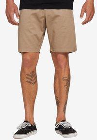 Volcom - FRICKIN MDRN STCH  - Shorts - beige - 0