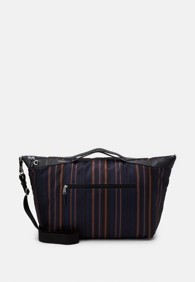 TECHNICAL DUFFLE BAG UNISEX - Weekendtas - toni blu