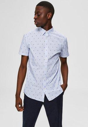 SLHSLIMDIXON  - Shirt - dark blue