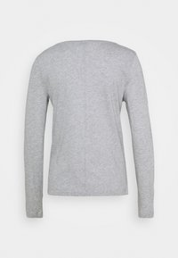 Tommy Hilfiger - REGULAR CLASSIC - Long sleeved top - grey - 8