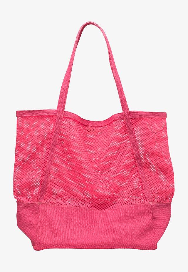 Cabas - neon pink
