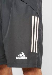 adidas Performance - DEUTSCHLAND DFB - Träningsshorts - carbon - 3