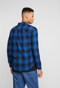 Denim Project - CHECK  - Skjorta - blue - 2