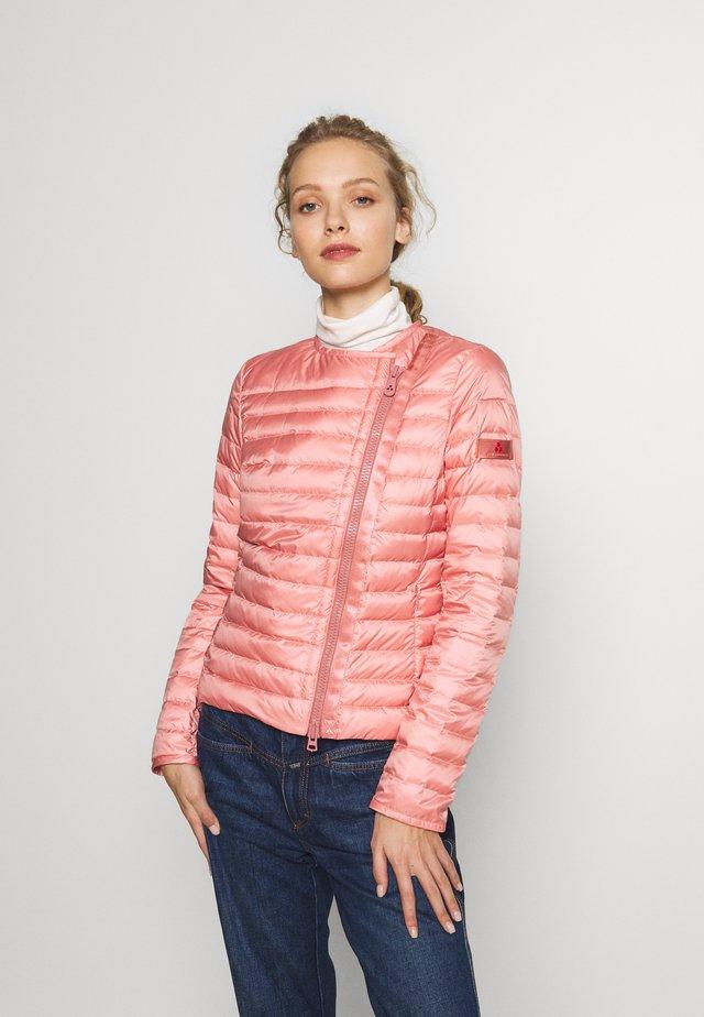 DALASI - Gewatteerde jas - rose