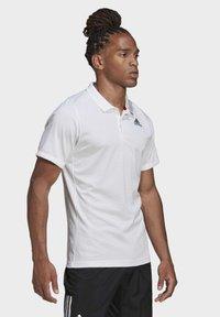 adidas Performance - FREELIFT TENNIS POLO SHIRT HEAT.RDY - Polo shirt - white - 3