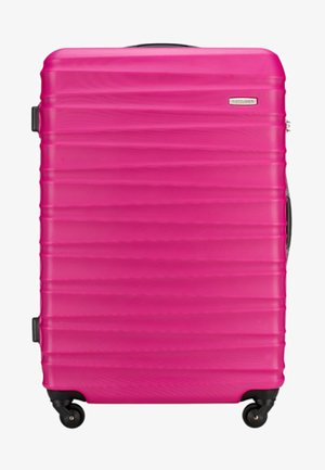GROOVE LINE - Trolley - pink