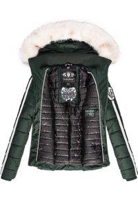 Navahoo - KHINGAA - Winter jacket - forest green - 4