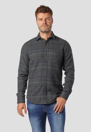 Overhemd - phantom grey mix
