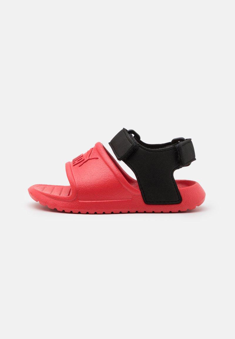 Puma - DIVECAT V2 INJEX  - Sandals - poppy red/black