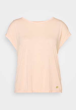 YOGA - Print T-shirt - peach rose