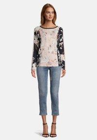 Betty Barclay - Sweatshirt - dark blue-rosé - 1