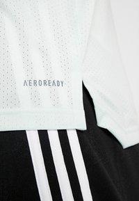 adidas Performance - SPAIN FEF TRAINING SHIRT - Print T-shirt - green - 5